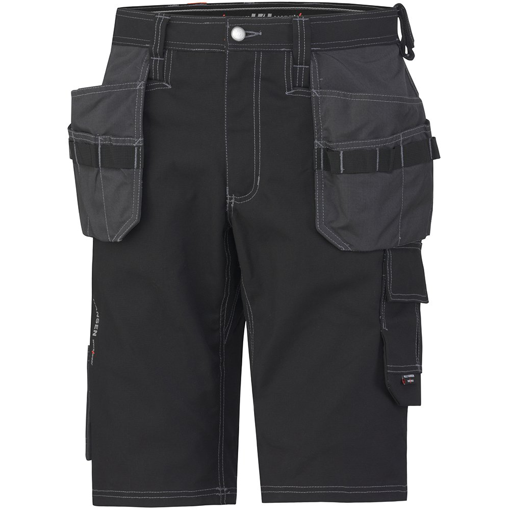 76444_999-C46 Shorts''Chelsea Construction'' Size In C46, Black/Charcoal