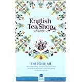 English Tea Shop Organic Wellness Energize Me, 20 Teabags
