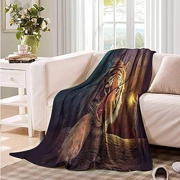 Amazon.com: Oncegod Sofa Cushion Jungle Young Woman and ...