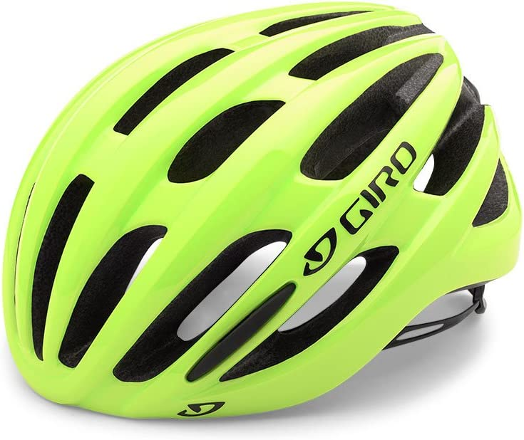 Giro Foray MIPS Road Cycling Helmet Highlight Yellow Large 59-63 cm