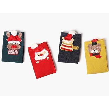 Womens Christmas Gifts 2019.Amazon Com 2019 Christmas Gifts 4 Pairs Christmas Women
