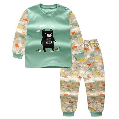 Yannerr 2PCS Bebé niña niño Dibujos Pequeño oso negro Inferior ...