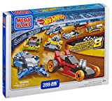 Mega Bloks Hot Wheels Super Race Set (8 Cars Pack)