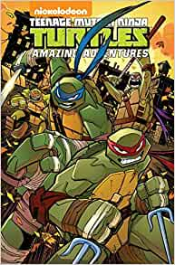 Amazon.com: Teenage Mutant Ninja Turtles: Amazing Adventures ...