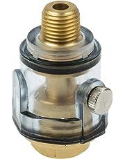 CG-2 Mini-Öler für Druckluft Werkzeug Schlagschrauber Schleifer Automatiköler Druckluftöler Automatischer Ölnebel Gerät Ölgeber Druckluftgeräte Schlagschrauberöler Ölnebler Miniöler Nebelöler