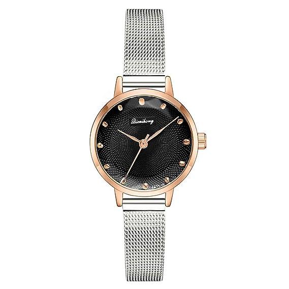 DAYLIN Reloj Pulsera Mujer Chica Moda Reloj Analogico de ...