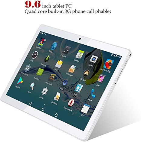 Amazon.com: kivors 3 G Touch Tablet 9.6 inch – Android 5.1 ...