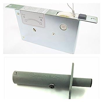CloseRite ASDC3550GPIT   Push It Access U0026 Auto Sliding Door Closer Cavity  Door Weight 35~