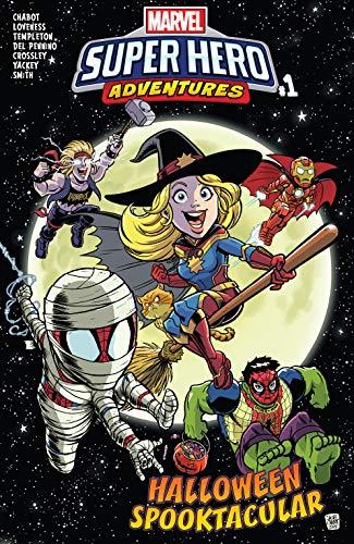 Marvel Super Hero Adventures: Captain Marvel - Halloween Spooktacular (2018) #1 (Marvel Super Hero Adventures (2018-))
