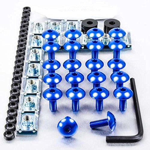 Aluminium Fairing Kit Yamaha YZF1000 R1 Blue
