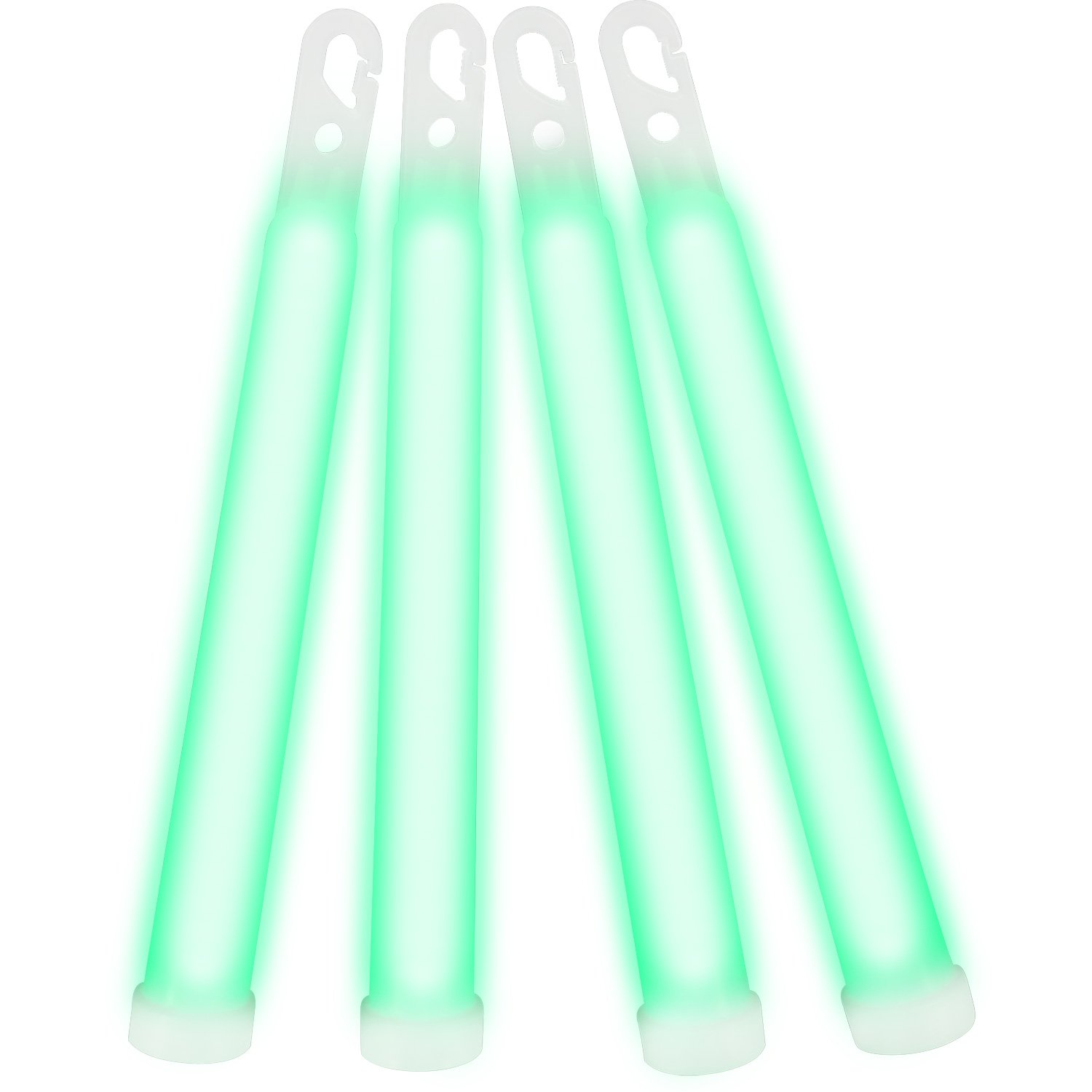 Northern Lights 6'' 12 Hour Safety Lightstick Green (500 Pieces)