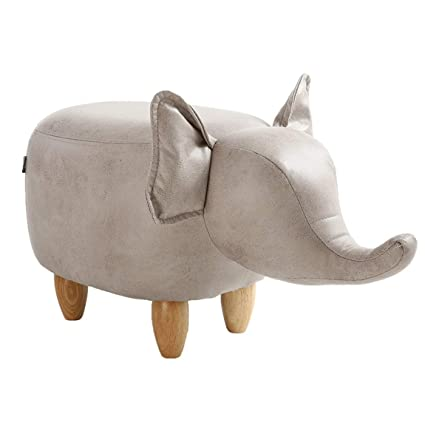 Strange Amazon Com Carl Artbay Small Elephant Footstool Changing Gmtry Best Dining Table And Chair Ideas Images Gmtryco