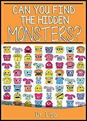 Can You Find the Hidden Monsters? (Can You Find Books Book 7)