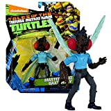 ninja turtle stockman fly - Playmates Year 2017 Tales of the Teenage Mutant Ninja Turtles TMNT Series 5 Inch Tall Figure - MASTERMIND BAXTER FLY STOCKMAN-FLY with Chocolate Bar