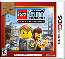 Nintendo Selects: Lego City Undercover: The Chase Begins - Nintendo 3DS