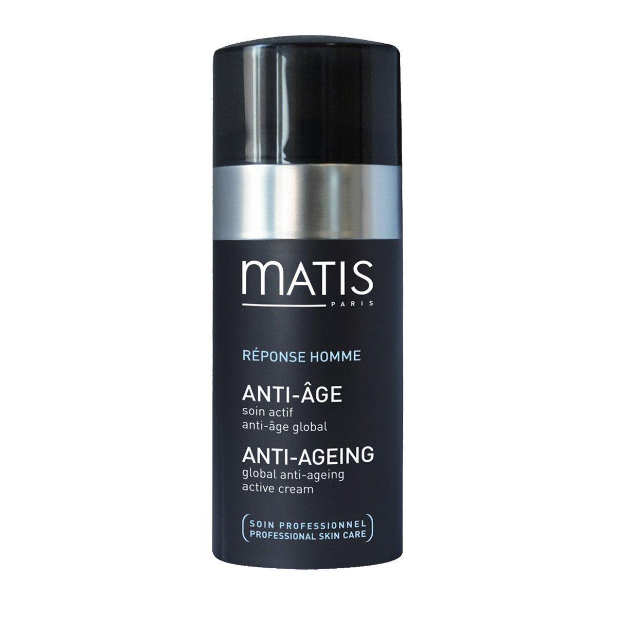 Reponse Homme by Matis Paris Global Anti Age Active Cream 50ml by Matis Paris