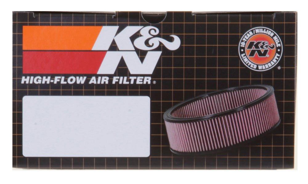 K&N PL-1002 Polaris High Performance Replacement Air Filter