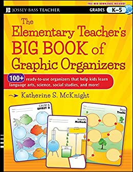 Elementary Teachers Graphic Organizers Ready ebook product image
