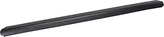 Classic Stepside bed only Wade 72-01164 Truck Bed Tailgate Cap Black Smooth Finish for 1999-2006 Silverado /& Sierra 1500