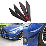 DTOUCH Racing Universal Exterior Front Bumper Lip