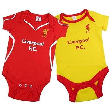 Premier League Baby Boys Liverpool FC Sleepsuit