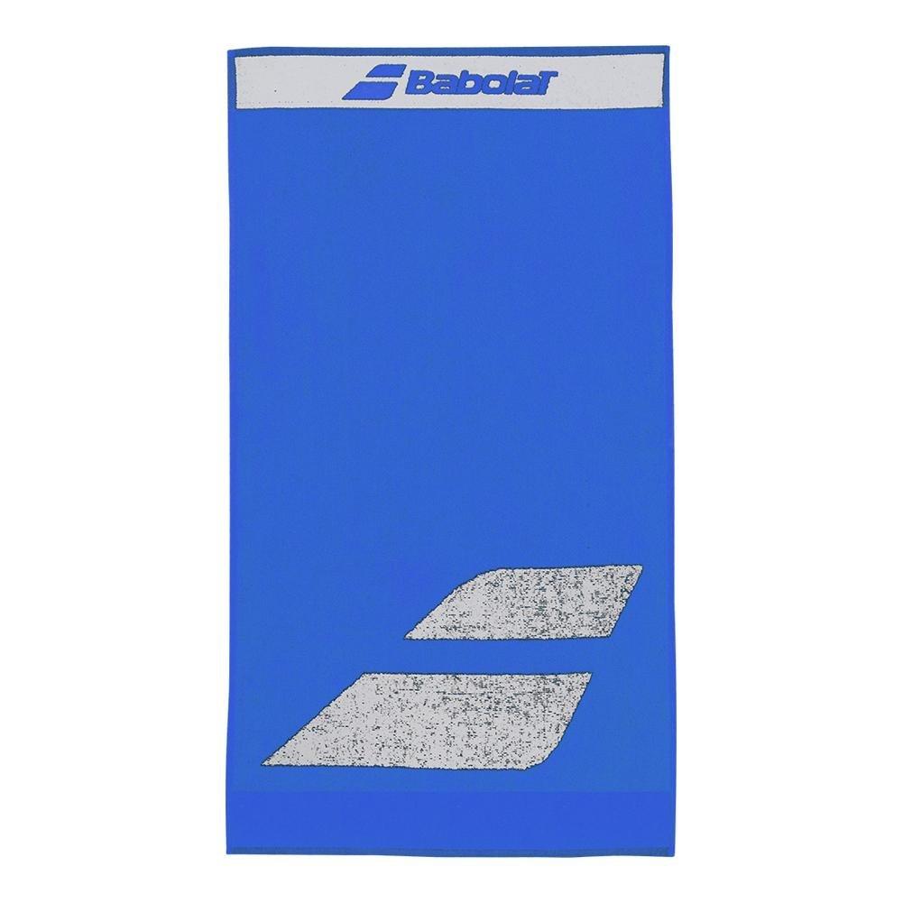 Babolat Serviette Tennis Sport bleu 93 x 50 cm Logo
