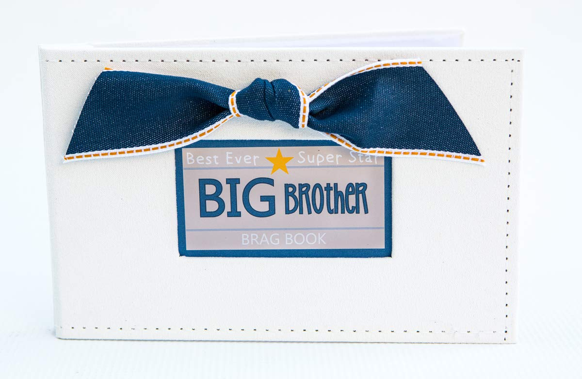The Grandparent Gift Co. Brag Book, Big Brother