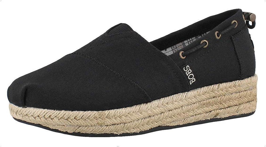 Skechers Highlights-Set Sail, Alpargata Mujer: Amazon.es: Zapatos y complementos