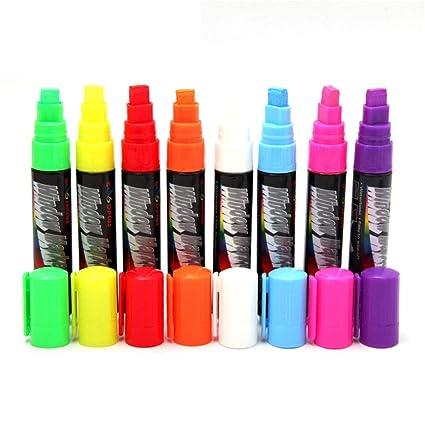 Rotuladores de tiza Fantastic Chalk, rotuladores líquidos ...