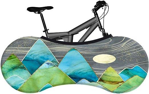 JINGLU Funda para Bicicleta Exterior Cubierta Protector al Aire ...