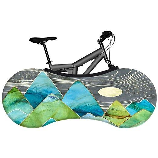 BINGFENG Funda Cubre Bicicletas para Interiores, Cubierta ...