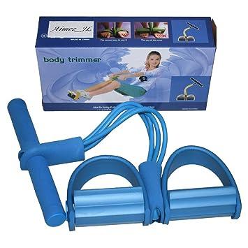 Amazon.com: AIMMEE-JL - Cuerda elástica de 4 tubos para ...