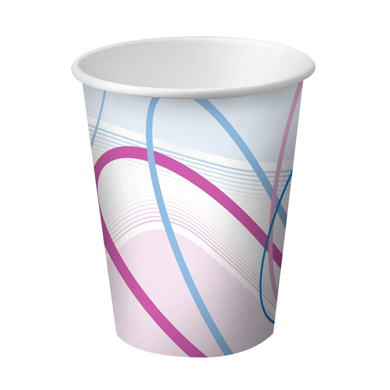 Dynarex Paper Cups 7oz 25/100/Cs