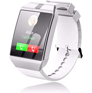 Montre Connectée compatible avec Apple iOS Samsung Android et Windows Bluetooth 4.0 Multi-Fonctions Santé