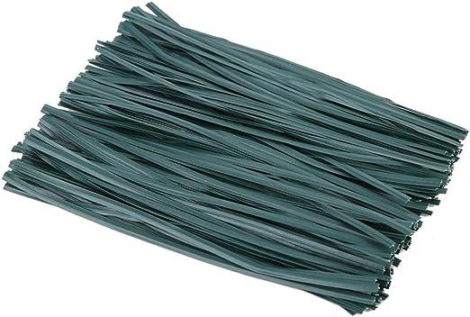 Furnoor Cables de Alambre Alinory, 150pcs Cable de Alambre Fuerte para Plantas de jardín Soporte Fijo: Amazon.es: Jardín