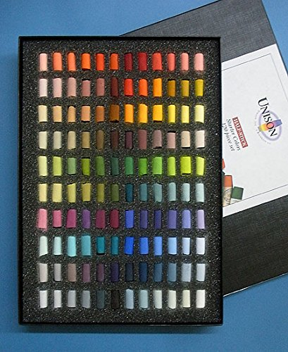 Unison Set of 120 Half Sticks by Unison Colour
