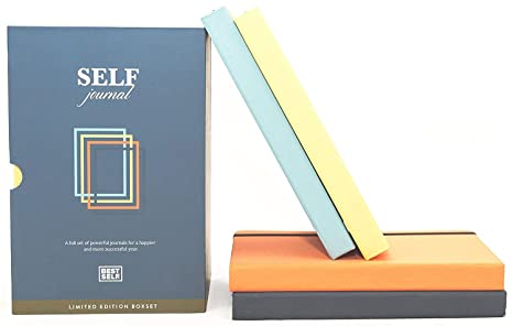 Amazon.com : BestSelf Co. The SELF Journal - 2019 Planner ...
