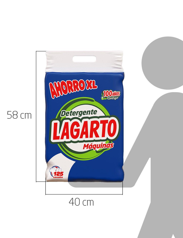 Lagarto Detergente En Polvo Para Lavadora Saco 10 Kg Amazon Es  ~ Mejor Detergente Lavadora Calidad Precio
