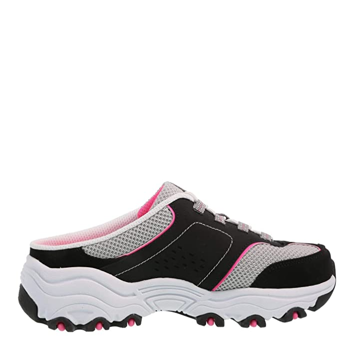 4fef63ded39a Champion Black Pink Women s Margaret Mule Sneaker 7.5 Regular  Amazon.ca   Shoes   Handbags