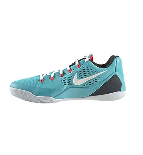 Amazon.com | Boys Kobe IX GS Low Basketball Shoes Dusty Cactus 4Y  653593-301 | Basketball