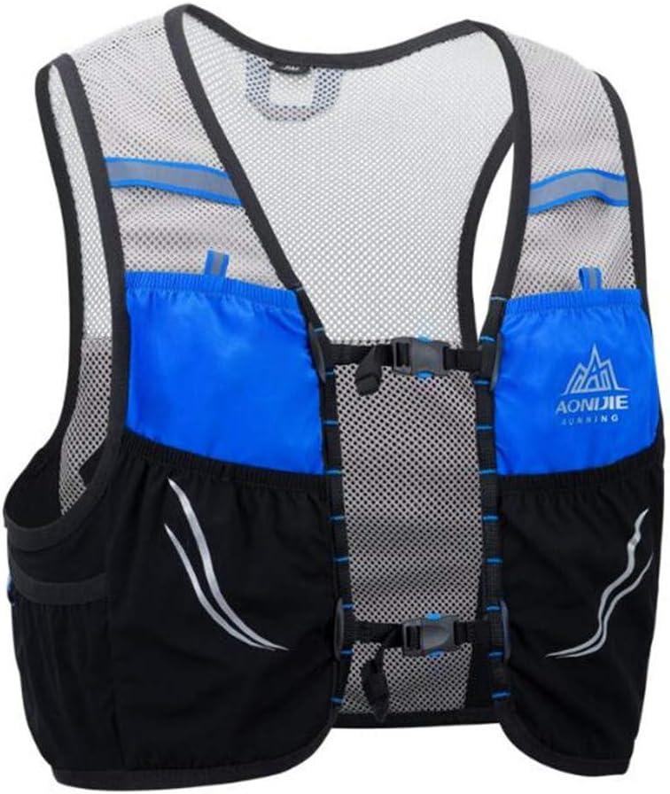 AONIJIE Mochila de hidratación de 2,5 litros, para correr, senderismo, con paquete de hidratación [para hombres o mujeres]