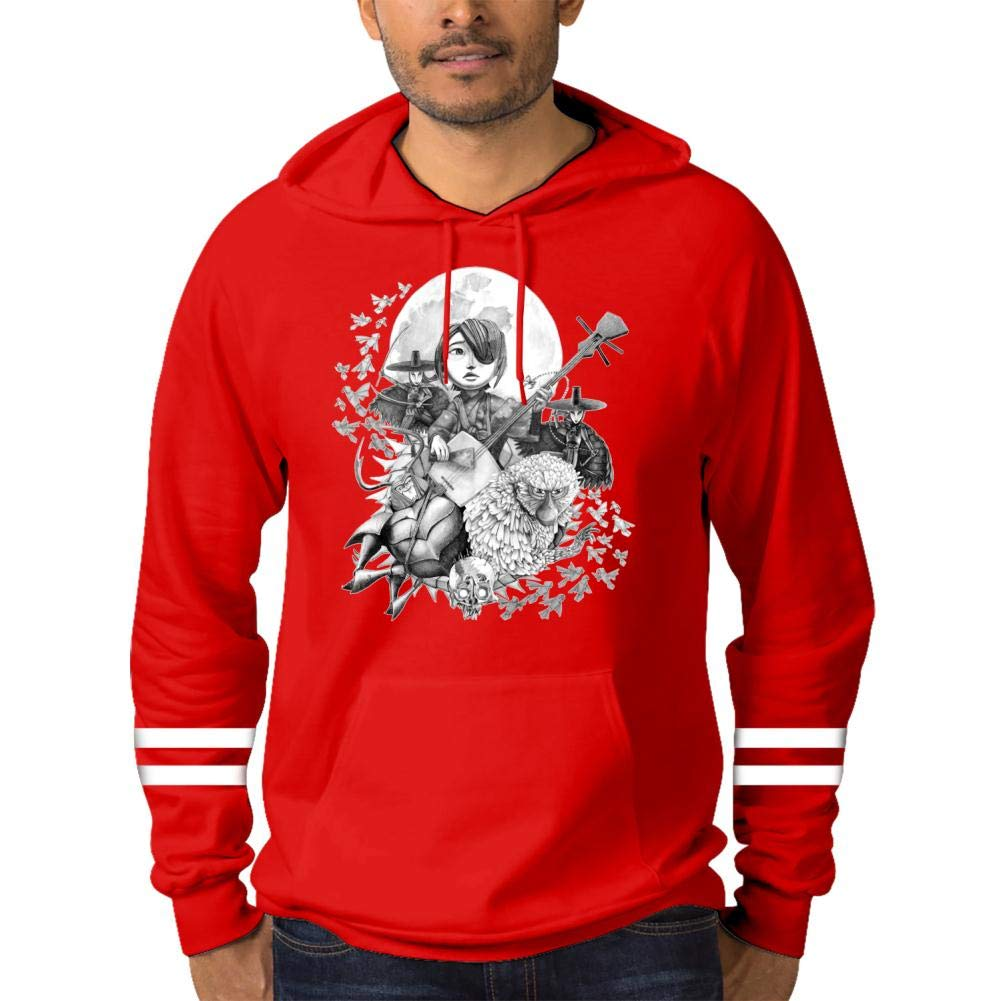 ONSSSNO Hero?s Journey,Funny Sports Mens Hooded Jacket Hoodies Pocket