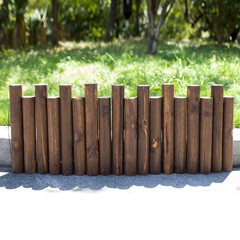 LXFYMX Vallas para Jardin Jardín Valla Registro Rollo Frontera ...