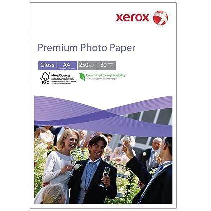 Xerox Premium - Papel fotográfico para impresoras de ...