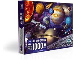 Viagem Cósmica - Quebra cabeça 1.000 peças