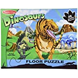 Melissa & Doug Land of Dinosaurs Floor (48 pc) Puzzle