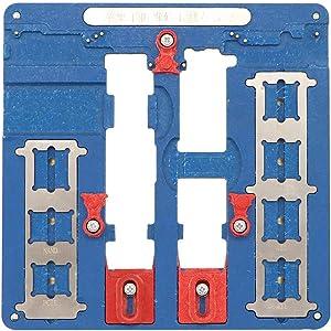 Multi-purpose Phone Repair Jig Fixture Circuit Board Holder PCB Test Fixture Holder for iPhone 5 6 6SP 7 7P 8 8P Motherboard Soldering Repair