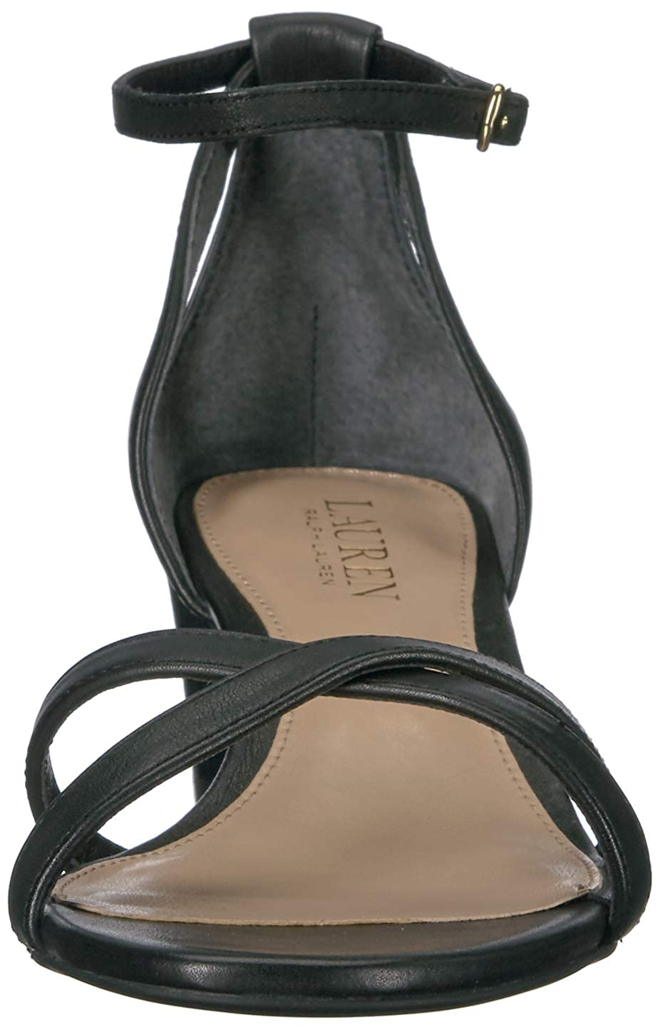 0c5b6ebf7b0 Amazon.com  Lauren Ralph Lauren Women s Folly Sandal  Shoes