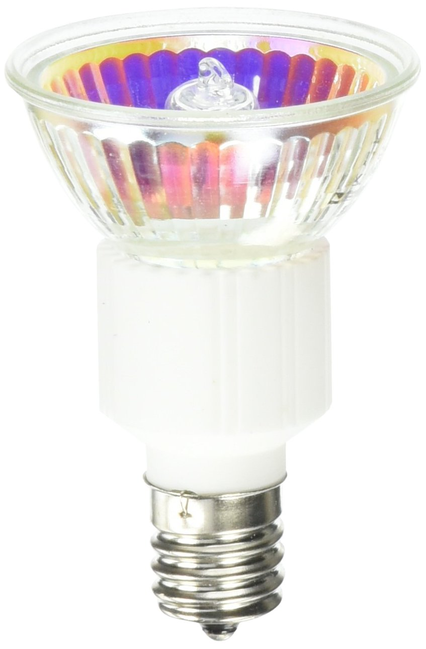 Bulbrite Q75MR16M 75 Watt 120 Volt Halogen MR16 JDR Bulb Intermediate Base Wide Spot