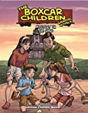 Mystery in the Sand (The Boxcar Children Graphic Novels)